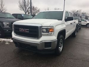 2015 GMC Sierra 1500 4x4 TOW PACKAGE