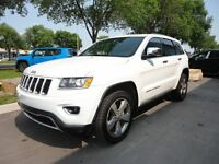 2014 Jeep Grand Cherokee Limited V6*NAV*CUIR*TOIT*TRAILER TOW