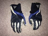 Ladies Dainese Bike Gloves and Boots