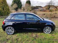 Audi A1 1.4 TFSI Sport Sportback 5dr - parking sensors, anthracite alloys, 2 owners, FSH