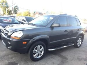 2009 Hyundai Tucson GL / 107181 KMS !!!!!!/ LOADED !!!!!!