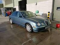 Jaguar S type 3 litre V6
