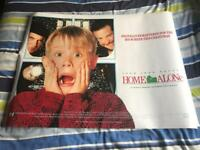 Home Alone re-release Cinema poster