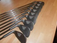 A Set Of 9 YASUDA IRONS 3 TO S/W,
