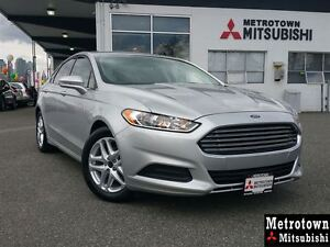 2016 Ford Fusion SE; No accidents!