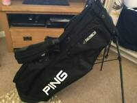 ** PING 4 SERIES CARRY BAG **