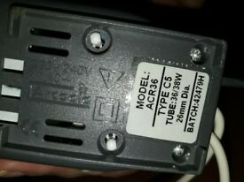 Uv charger unit