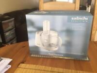 Sabichi food processor Brand new in box