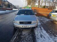 Audi A4estate 1.9 tdi for spares and repairs