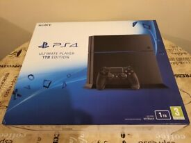 Playstation 4 Ultimate Player 1TB Bundle (Boxed)