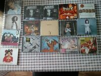 bundle of assorted CDS, Asking Alexandria, Attila, falling in reverse, pink, Muse, Marilyn Manson,
