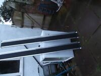 MOBILITY LOADING RAMPS AS NEW TELESCOPIC IN BAG EXTENDS TO 7ft COST £340