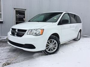 2015 Dodge Grand Caravan SXT, REAR VIEW CAMERA, BLUETOOTH, DVD.