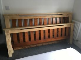 Super king bed frame