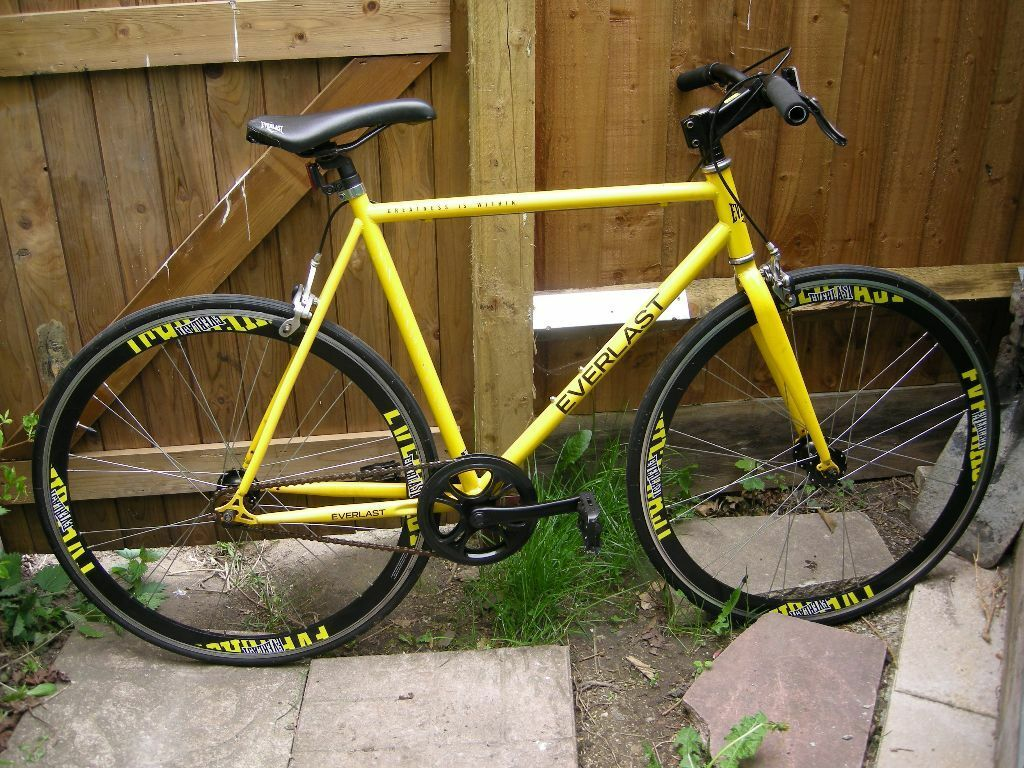 Everlast Fixie Road Bike In Liverpool Merseyside Gumtree