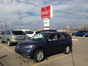 2012 Honda CR-V EX/AWD/Back-up Camera Dealer Maintained