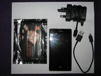 NOKIA LUMIA 520 BLACK - locked to EE