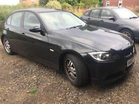 BMW 318i LOW MILES 80k LONG MOT DRIVES WELL
