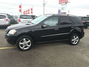 2008 Mercedes-Benz M-Class 3.5L, Loaded, Leather Roof and More ! London Ontario image 2