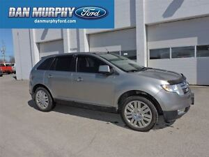 2008 Ford Edge Limited - LEATHER, PAN ROOF, PWR GATE
