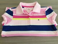 Brand New Girls Tommy Hilfiger Polo Shirt
