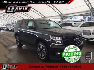 2018 Chevrolet Tahoe Premier NAVIGATION, HTD/CLD SEATS, REAR...