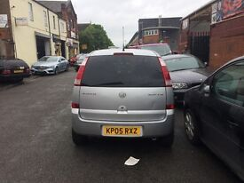 Vauxhall mariva mint condition automatic/trick tronic gearbox