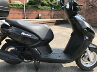 Peugeot Kisbee 100cc Scooter Managers Special