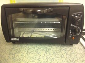 Brand new crofton proffesional mini oven for sale