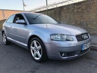 Audi A3 2.0 FSI Sport - Top Spec Leather - Years MOT available