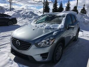 2016 Mazda CX-5 GX AWD BLUETOOTH, CRUISE, 7 SCREEN, 17 ALLOY RIM