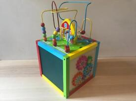 Activity Cube - Very Good condition