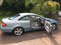 Mercedes-Benz, CLK, Coupe, 2004, Other, 2685 (cc), 2 doors