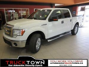 2014 Ford F-150 XTR PACKAGE-BACKUP CAMERA-BLUETOOTH