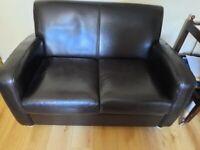 2 seater sofa- free