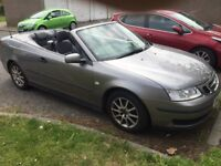 Saab linear convertible 2.0T Automatic