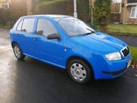 2004 skoda fabia 1.4 tdi pd engine very reliable and cheap to run