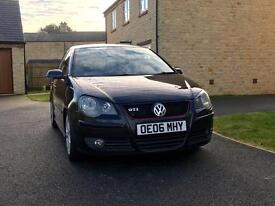 2006 polo GTI *remapped 220bhp*coilovers*decat*dump valve*driled groved brakes*very quick little car
