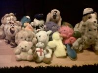 BIG AND SMALL DIFFERENT TEDDIES