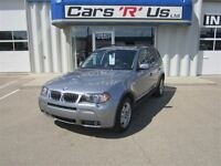 2006 BMW X3 PREMIUM FULLY LOADED ONLY 118K!