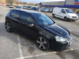 2006 VOLKSWAGEN GOLF R32 3189cc Petrol Automatic 6 Speed 5 Door Black Hatchback*** FULLY LOADED**