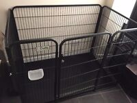 Crufts Puppy Playpen - Extra high - Freedom 900mm