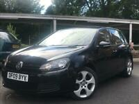 Volkswagen Golf 2.0 tdi Mk6 gti alloys heated leather seats only 86k miles mint!!!