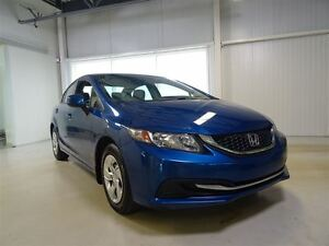 2013 Honda Civic Sedan LX 5AT * *Auto* * AC * Sieges Chauffants