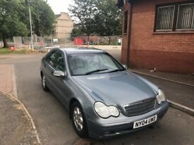 Mercedes C220 for sell