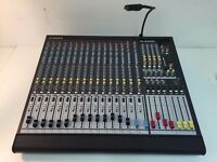 Allen & Heath GL2400-16 Live Sound Mixing Desk - **Great Condition Hardly Used**