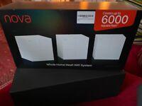 Tenda Nova Mesh Wifi System MW6 3-pack