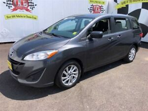 2014 Mazda Mazda5 GS, Automatic, 3rd Row Seating, 77,000km