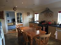 3 Bedroom Farm Cottage to rent, 10 mins walk to Dunlop