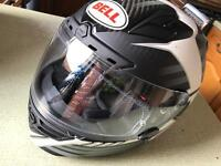 BELL Star Carbon Motorcycle Helmet SMALL